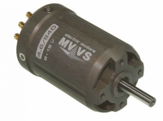 MVVS 4.6/840 Brushless Motor