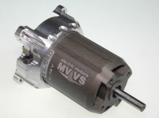 Radial Motor Mount MVVS 20 to 56