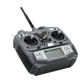 Hitec Optic 6 2.4GHz Transmitter with Rx