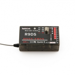 RadioLink R9DS 2.4Ghz 10 Channel Receiver