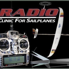 Radio Clinic for Sailplanes DVD