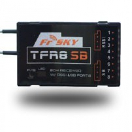 FrSky TFR8SB FASST Compatible S.Bus 8 to 16 Channel Receiver