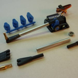 LDS Drive System Frame Kits With Bearing Support
