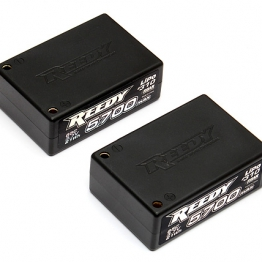 310 Reedy 5700mAh 65C 7.4V Saddle Pack Competition LiPo Battery