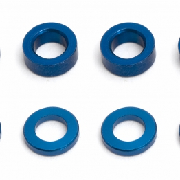 Team Associated 31286 FT Ballstud Washer aluminium