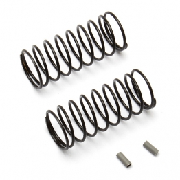 Team Associated 91329 12mm Front Spring gray 3.45 lb