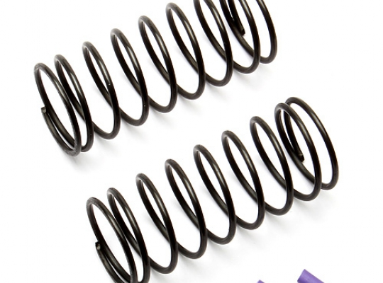 Team Associated 91334 12mm Front Spring purple 4.20 lb