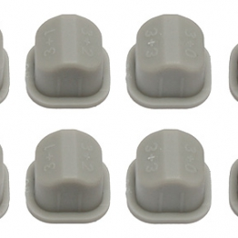 Team Associated 91385 Arm Mount Inserts