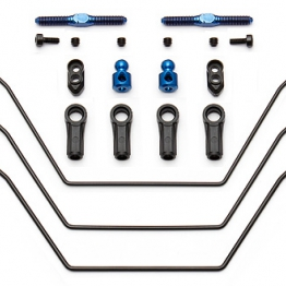 Team Associated 91535 FT Anti Roll Bar Kit