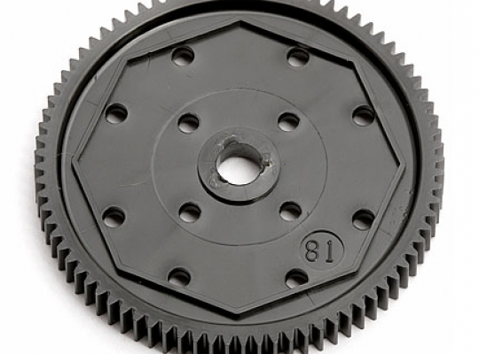 Team Associated9651 81 tooth 48 pitch Spur Gear