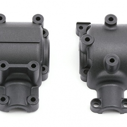 Team Associated 9733 Transmission Case top and bottom