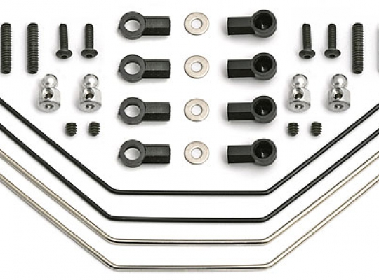Team Associated 9780 FT Anti-roll Bar Kit