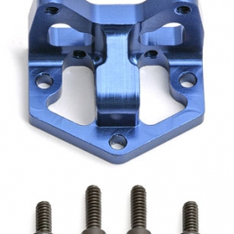 Team Associated 9784 FT Rear Tower Mount aluminium