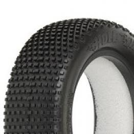 Proline Hole Shot 2.2 2WD M3 (Soft) Off-Road Buggy Front Tyres - PL8220-02