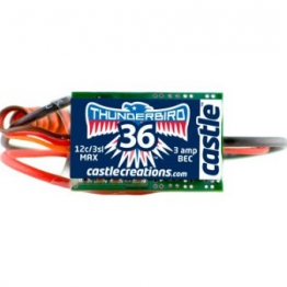 Castle Creations Thunderbird 36A Speed Controller