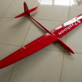 RCRCM Typhoon 2 Metre Moulded Glider