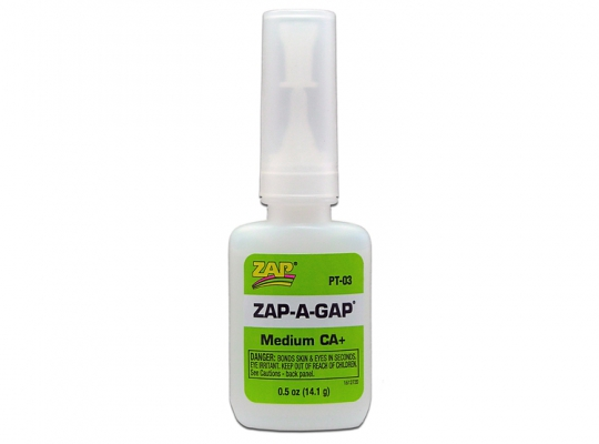 ZAP-A-GAP CA+ Medium 1oz 28gram
