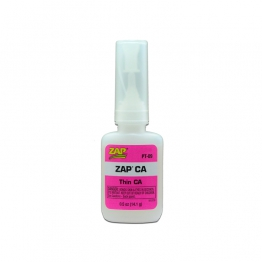ZAP CA Thin Viscosity 1oz