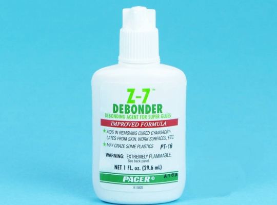 Zap PT16 Debonder Z-7 1oz Bottle