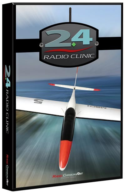 2.4 Radio Clinic Radio Carbon Art DVD 2.4 Radio Clinic