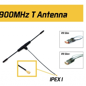 FrSky 868MHz Ipex1 Dipole T Antenna