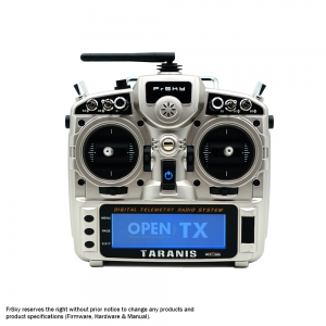 FrSky Taranis X9D Plus 2019 - Blue
