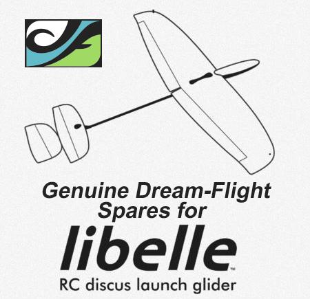 Dream Flight Libelle DLG Spare Parts