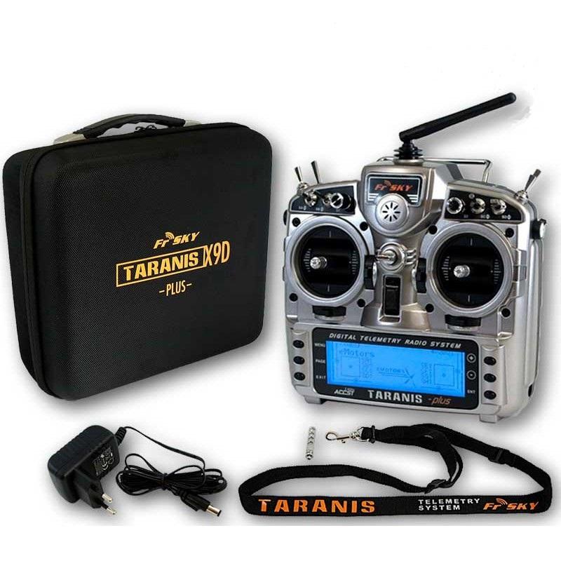 FrSky TARANIS X9D Plus 2 4GHz Transmitter
